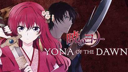 Yona Dawn Akatsuki Anime Season Manga Wallpapers