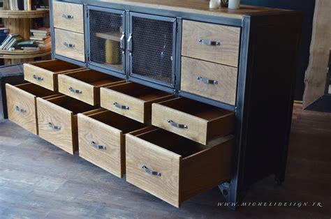 fabriquer meuble haut cuisine meuble cuisine industriel diy deco fabriquer soi mme un