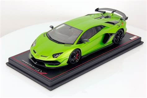 lamborghini aventador svj   collection models