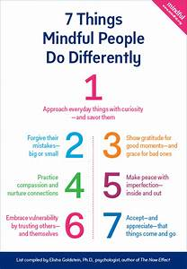 7 inspiring habits of mindful infographic goodnet