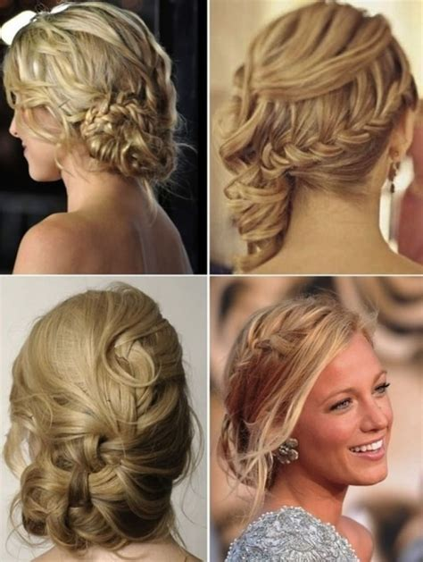 Medium Updos Hairstyles by 20 Magical Updos Dedicated To Medium Length Hair