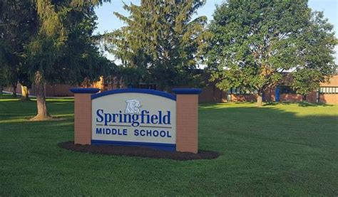 springfield middle schools washington county public schools