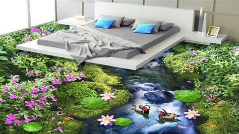 pictures of beautiful bathroom designs 3d tiles turn kitchen and bathroom floors into