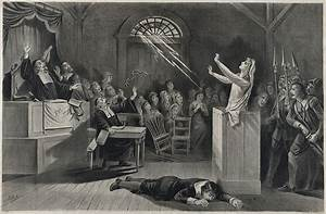 Salem Witch Trials Facts Witchcraft Accusations From