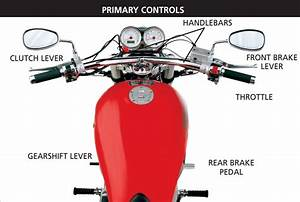 How To Operate A Motorcycle Clutch  U0026 Brakes
