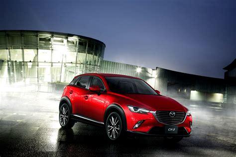 Mazda Cx3 Picture by The New Mazda Cx 3 Photo Presentation Suv Cx3 2015