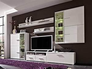Ensemble Meuble Tv Conforama : le meuble tv fait sa star elle d coration ~ Dailycaller-alerts.com Idées de Décoration