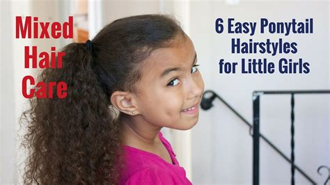 Easy Hairstyles For Mixed by Comicsfancompanion The Most Brilliant Easy Hairstyles For