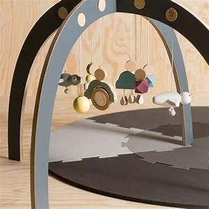 Baby Gym Holz : holz spielbogen baby gym von sebra kaufen ~ Watch28wear.com Haus und Dekorationen