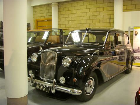 Royal Limousine by File 1969 Vanden Plas Princess Royal Limousine Heritage
