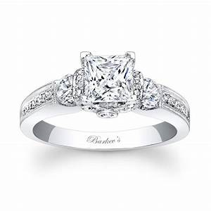 barkev39s princess cut engagement ring 7832l barkev39s With princess style wedding rings