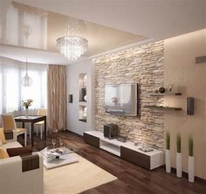 Die Besten 25 Steinwand Wohnzimmer Ideen Auf