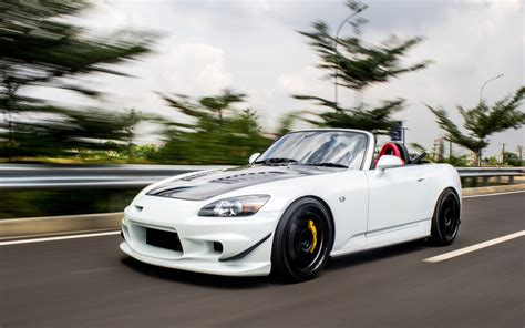 wallpapers honda   tuning cabriolets