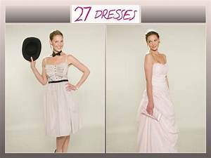27 dresses wedding movies wallpaper 7429052 fanpop With 27 dresses wedding dress