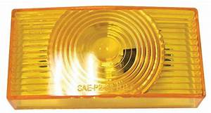 Peterson Led Rectangular Clearance  Side Marker Light