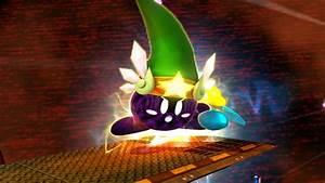 Shadow Kirby Super Smash Bros WiiU Skin Mods