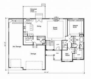 4 bedroom rustic house plan with porches stone ridge With mountain home designs floor plans