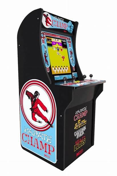 Karate Arcade Champ Arcade1up Cabinet Games Ninja