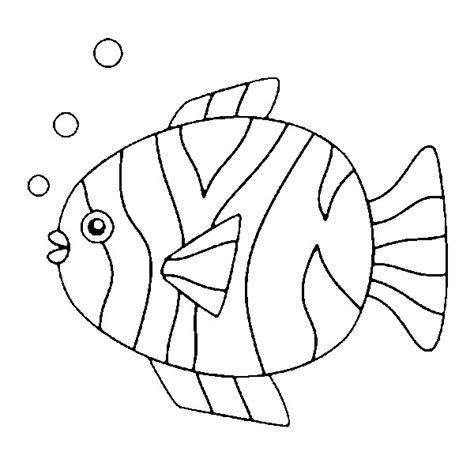 pesci da colorare per bambini scuola infanzia pesciolino tondo da colorare gratis gif animate