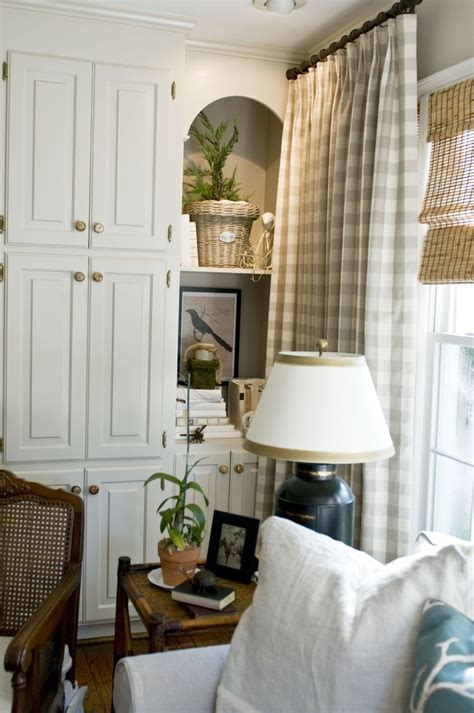 17 Best ideas about Buffalo Check Curtains on Pinterest