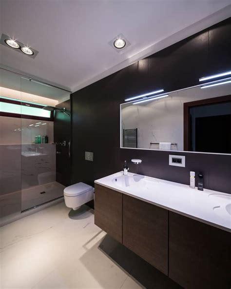 modern penthouse interior design in bucharest by studio1408