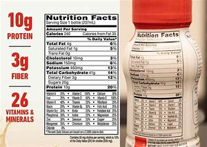 Boost Original Complete Nutritional Drink Full Review  Is It Completely Nutritious   U2013 Fitness Volt