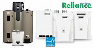Reliance 606 Water Heater Line Review  Features And Energy
