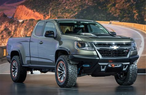 2015 Chevrolet Colorado Zr2 Price, Release Date, Review