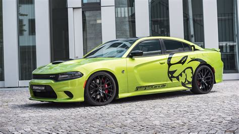 2016 Dodge Charger Srt Hellcat By Geiger Cars Review