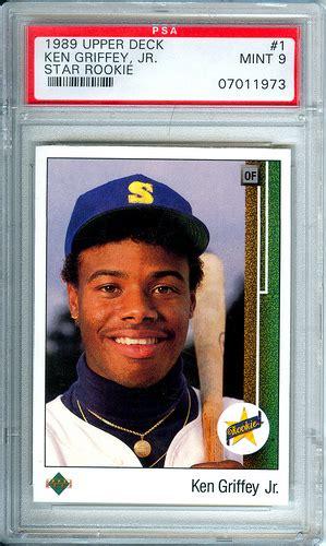1990 Deck Ken Griffey Jr Value by Ken Griffey Jr 1989 Deck Rookie Card Flickr
