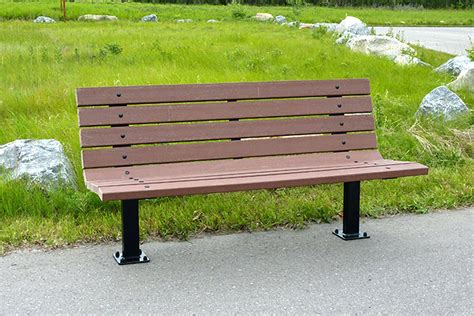 furniture nice choice for outdoor with park benches for