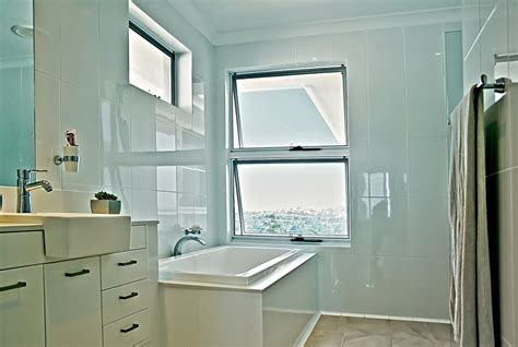 awning window bathroom  home plans design