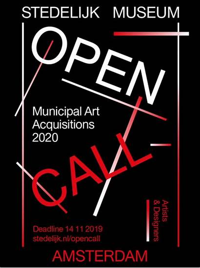 Call Open Exhibition Acquisitions Municipal Fadwa Practical