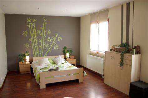 d馗oration chambres décoration chambre adulte verte