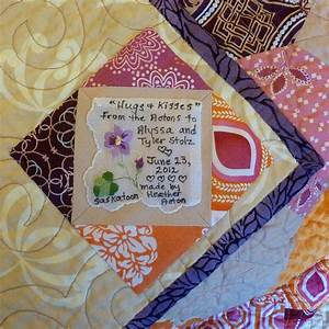 quilt label ideas how to design and create a label new With handmade quilt labels