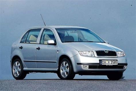 Gebrauchtwagen Check Skoda Fabia 6y Bilder Autobild De