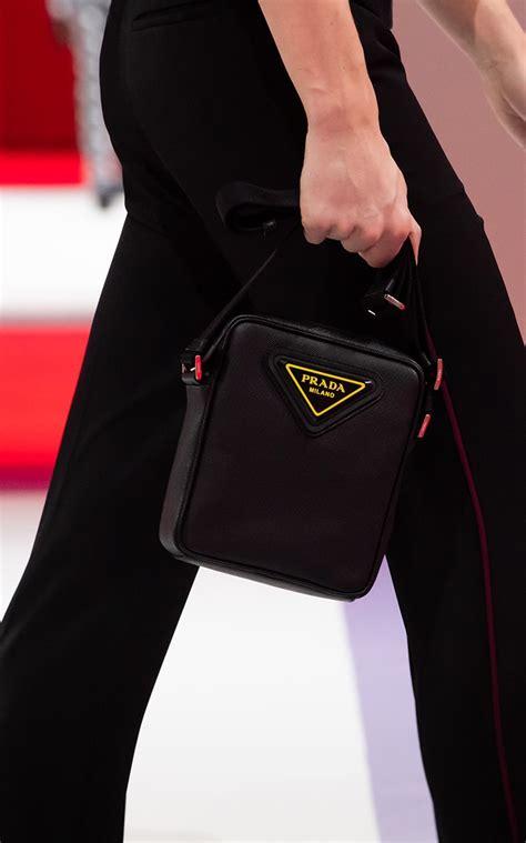 prada mens fw unveiled couple cool bags purseblog