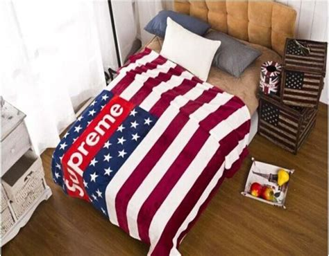 Bape Bed Sheets by Popular Supreme Flag Buy Cheap Supreme Flag Lots From