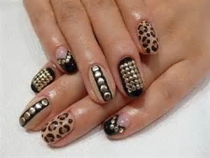 Leopard nail designs art expert