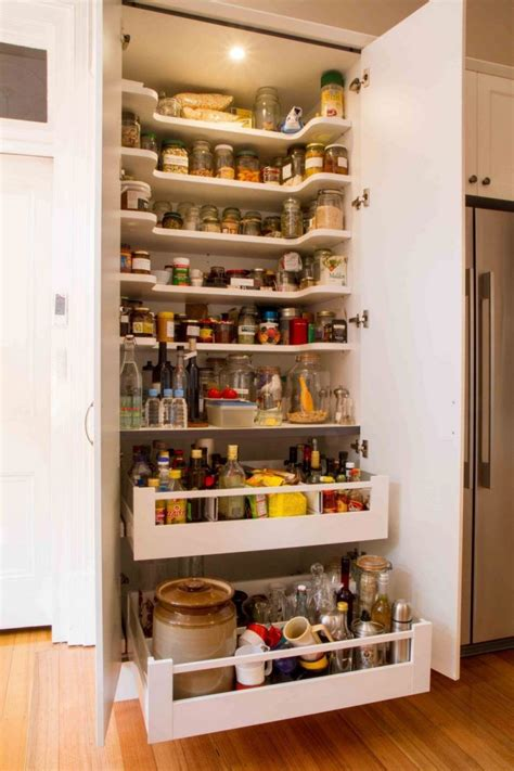 Saves you so much time! Best Storage Closetmaid Pantry Cabinet | Pantry cabinet, Kitchen pantry design, No pantry solutions