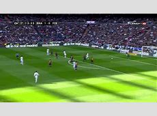 Real MadridvsBarcelona1 tiempo Liga BBVA 02032013