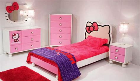 25 Hello Kitty Bedroom Theme Designs