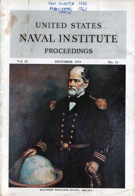 december  proceedings magazine united states naval