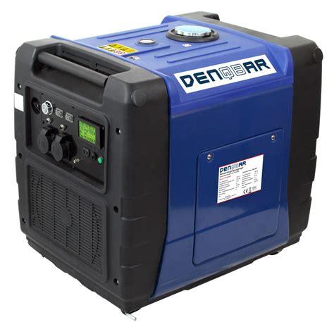 Remote & Estart 56 Kw Silent Suitcase Digital Generator 230 V Inverter Generators