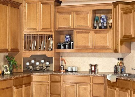 All Wood Cabinets by All Wood Rta 10x10 Toffee Kitchen Cabinets Plywood