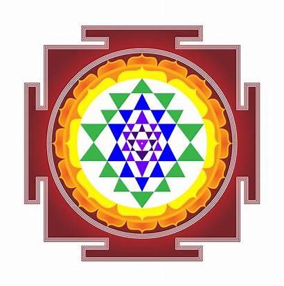 Yantra Sri Meditation Shri Symbols Symbol Ancient