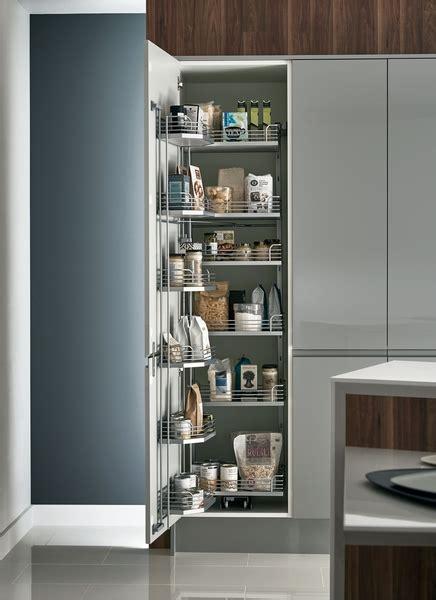 full height pull swing larder kitchen storage