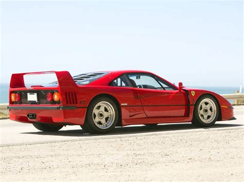 F40 Top Speed by 1987 1992 F40 Gallery 519593 Top Speed