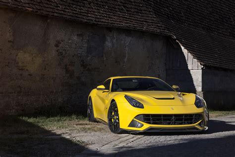 2018 Novitec Rosso Ferrari F12 Berlinetta Generates 774