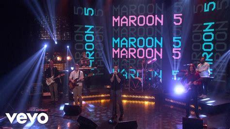 maroon 5 ellen show maroon 5 what lovers do live on the ellen degeneres